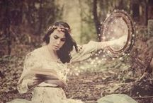 i believe in fairies / by Samantha Emily