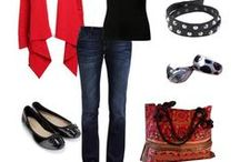 Wardrobe Tips: Functional and Flattering / Here are fashion tips and techniques to help women dress in a more flattering way. www.thefabjourney.com