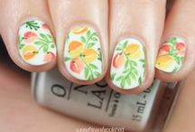 { peachy inspired } / Nail art, swatches & polishes inspired by Peachy Polish!  ♥ / by Valesha Gracic (Peachy Polish)