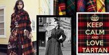 TARTAN Trend /  Fashion Trends TARTAN
