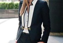 Business Professional-Women / Business professional attire for women can be tricky. Check out our tips and advice to create a work wardrobe perfect for you.