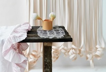 Creative Curtains / Out of Curtains? New curtain fabrics at lifestyle-interior.nl