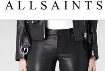 #ALLSAINTSNIGHT  / These clothes scream STATEMENT !!!