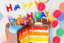 Life Love Birthdays / Birthday Ideas from Birthday Cake to Birthday parties with themes for boys and girls!