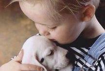 Children (and animals)