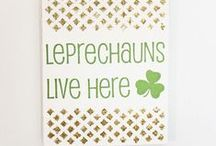 Life Love St. Patrick's Day / St. Patricks Day Recipes and St. Patricks Day Crafts for Kids and Adults alike.