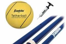 Tetherball / Discover hours of outdoor fun for friends and family with one of Franklin's Tetherball Sets. Perfect for your backyard, a local park and a classic schoolyard game, tetherball is played and enjoyed by kids and adults of all ages. - See more at: http://franklinsports.com/shop