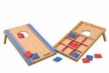 Outdoor Game Combo Sets / Outfit your backyard with all of the best outdoor games found in Franklin's Outdoor Game Combo Sets. This is a great idea for family reunions, barbecues or friendly get-togethers. Organize a tournament, pick teams and enjoy outdoor fun all day long. - See more at: http://franklinsports.com / by Franklin Sports