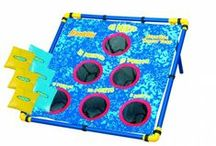 Bean Bag Toss / Challenge your family and friends and test your accuracy with Franklin's Bean Bag Toss Game. Play two on two, one or one or just fine tune your skills so you'll be crowned champion at your next tailgate or barbecue party - See more at: http://franklinsports.com