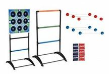 Golf Toss / Also known as bola golf and ladder golf, no tailgating, backyard barbeque or beach party is complete without Golf Toss. - See more at: http://franklinsports.com