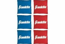 Outdoor Game Accessories / Always be prepared to play your favorite Franklin Outdoor Games by keeping replacement outdoor game accessories handy. Keeping replacements nearby ensures you'll never miss an opportunity to spend a beautiful day outside enjoying Franklin's games with your friends and family. - See more at: http://franklinsports.com/shop