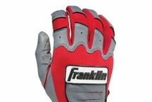 2014 CFX Pro Batting Glove / The Franklin CFX Pro Series Baseball Batting Gloves are worn by the most Franklin Pros in the majors today including stars like Dustin Pedroia, David Ortiz, Evan Longoria and Justin Upton. These major league gloves are designed to improve performance and increase grip on any bat in all weather conditions. Find the perfect color to match your team's colors from our extensive collection of custom batting gloves. - See more at: http://franklinsports.com/shop/cfx-pro-batting-glove / by Franklin Sports
