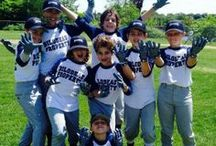 Little League Gear / From batting and fielding gloves to training equipment and MLB® Uniform Sets, Franklin has everything you need to make your child's Little League season a success. We've also gathered other bits of inspiration to ensure you and your family get the most enjoyable Little League experience possible. See more at: http://franklinsports.com/shop / by Franklin Sports