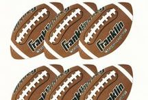 Footballs / Franklin's GRIP-RITE® footballs have a tacky touch, a deep pebble surface and precision-stitched construction that offer a professional look and feel. Franklin's footballs also feature double-tucked synthetic laces that make it easy to grip and pass the ball properly. See more at: http://franklinsports.com/shop