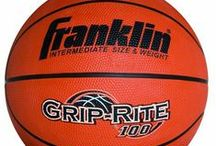 Basketballs / Handle the ball like a pro with the GRIP-RITE basketball. With its legendary GRIP-RITE high-tack rubber, you'll have all you need to get from one end of the court to the other while keeping your hand on the ball. See more at: http://franklinsports.com/shop