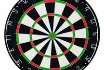 Dartboards / Franklin's Dartboards come in a variety of models and styles and all come ready to play with soft tip darts. See more at: http://franklinsports.com/shop