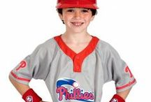 MLB® Fan Team Gear / Franklin's MLB® Liscensed Team Gear features both MLB® Kids Team Uniform Sets and MLB® Team Jumbo Foam Bat & Ball Sets all with officical team logos and colors. Available for all MLB teams. See more at: http://franklinsports.com/shop / by Franklin Sports