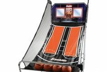 Arcade Basketball Games / Bring the fun of the arcade to the comfort of your home and improve your game with Franklin's Arcade Basketball Games. See more at: