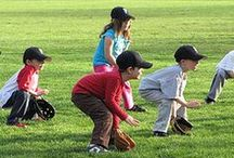 Coaching Youth Baseball / Drills, tips, and products to help you be the best youth coach possible. / by Franklin Sports