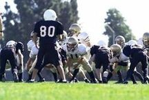 Coaching Youth Football / Drills, tips, and products to help you be the best youth coach possible.  / by Franklin Sports