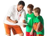 Everything You Need to Coach Youth Basketball / Drills, tips, and products to help you be the best youth coach possible. / by Franklin Sports