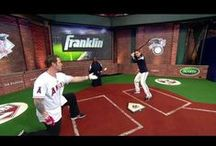 Professional Hitting Drills / Improve your batting average and hitting technique with these professional hitting drills.