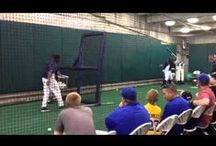 Live Batting Practice / Major League Baseball fans across the United States were given the opportunity to participate in an exclusive hitting instructional session from some of The League's biggest stars courtesy of Major League Baseball sponsor, Franklin Sports. / by Franklin Sports