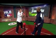 Josh Hamilton Hitting Tools / Watch Josh Hamilton and Harold Reynolds demonstrate hitting drills with the Franklin's Josh Hamilton Hitting Tools series.  http://franklinsports.com/shop / by Franklin Sports