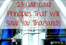 Car Care / Tips on how to take care of your car