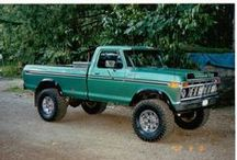 Classic Trucks / Classic trucks that we'd love to add to our garage