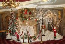 Christmas At The Abbey