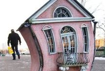 Hand-made houses