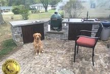 Outdoor Kitchens / Inspiring spaces for cooking delicious treats