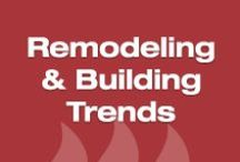 Remodeling and Building Trends / Heatilator remains the most preferred, recommended and installed fireplace brand among building professionals. Whether you're tearing it all up for a clean slate or reworking a favorite room for a fresh look, these are the latest trends to keep in mind when designing your dream home. / by Heatilator Fireplaces