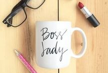 Like A Boss / You're an entrepreneur and you run your own business like a boss. We support that! / by SoFi