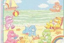 Care Bears - lovely / Care Bears - Halinallet