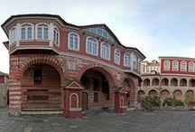 Μοναστήρια / Φωτογραφίες από όλα τα μοναστήρια του Αγίου Όρους.