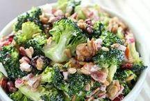 Life Love Salad / Salads, Salad dressings and More Salad Recipes!
