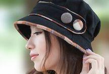 čiapky (šatky-šály-klobúky)
