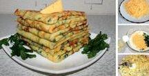 placky (tortilly, langoše, palacinky)