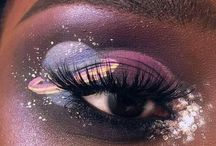 • The art of make up •