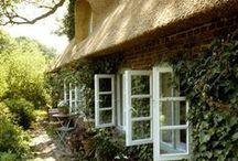 Cute houses I want / by Mariah Baker