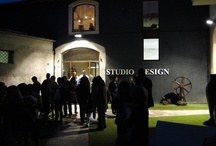 opening party of the Studio design store, in L'Aquila (Italy)