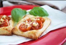 Fingerfood / Fingerfood #Rezepte oder Snacks, sind kleine Häppchen die mit den Fingern gegessen werden. Perfekt für jedes Buffet oder Party, sie sehen toll aus und eignen sich hervorragend für den Hunger zwischendurch.