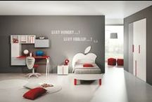 MODERN BEDROOMS / Cameretteonline is the first website dedicated to the children's bedroom. The best Italian dealers are available to best achieve your dream room! Baby furniture made in Italy.