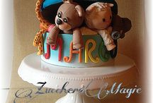 ZuccheroMagie / My little passion for a cake design: cake, muffin, cup cakes, cake pops and all sweet things about world of sugar