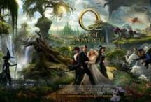 Oz The Great And Powerful / by Miguel Arroyo