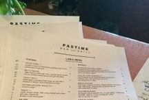 Menus and Fresh Sheets / Wholesome, tasty food that celebrates local flavors!