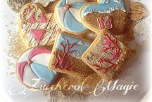 My cookies!!!! / I love cookies, I love them and decorate them. Small goodness for the palate and for the eyes!