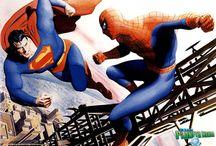Comics / Comic Kulture Stuff / by Lawrence Geer